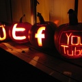 Social Networking Pumpkins